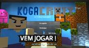 Kogama: KogaCraft Online Grátis 1.7.2