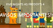 Kogama: Five Nights At Freddy's 4