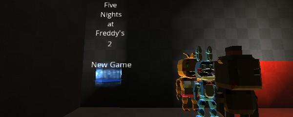 Kogama: Fnaf 2 ATUALIZADO!