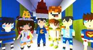 Kogama: Escola só pra gamer