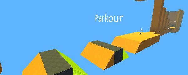 kogama parkour