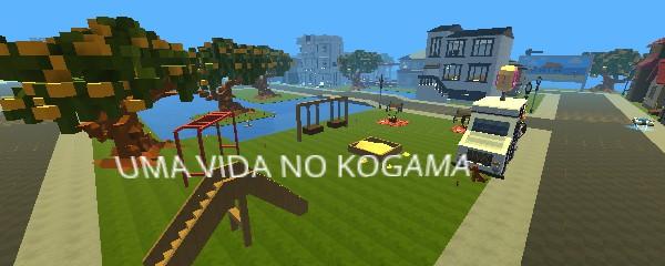 Jogos Kogama – Uma vida no kogama