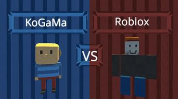 Kogama – KoGaMa VS Roblox
