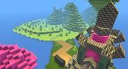 Kogama: Faça a sua casa em uma ilha