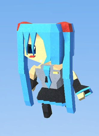hatsune miku - KoGaMa - The Social Builder: kogama.com.br/marketplace/avatar/a-1137480