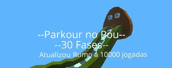 Kogama: Parkour no Pou