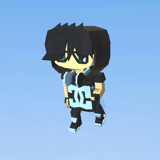 Anime Boy Skin - KoGaMa - Play, Create And Share ... Multiplayer Games