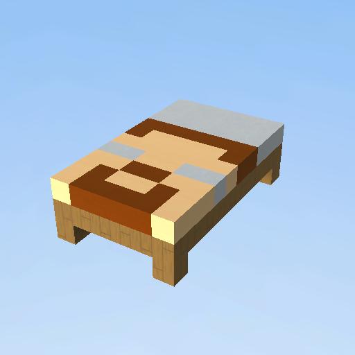 Cama minecraft herobrine kogama play create and share for Cama minecraft