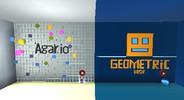 Kogama:Agar.io & Geometric Dash