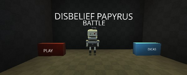 Disbelief papyrus battle - KoGaMa - Play, Create And Share