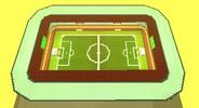 Kogama: Estádio de Futebol (Modelo)