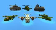 Jogo Kogama: Guerra de Aviões Online Gratis