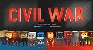 Kogama: Capitão América Guerra Civíl Luckyan™ V:2.0.6