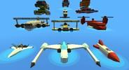 Jogo Kogama:Guerra de Aviões Online Gratis