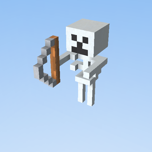esqueleto do minecraft kogama play create and share multiplayer